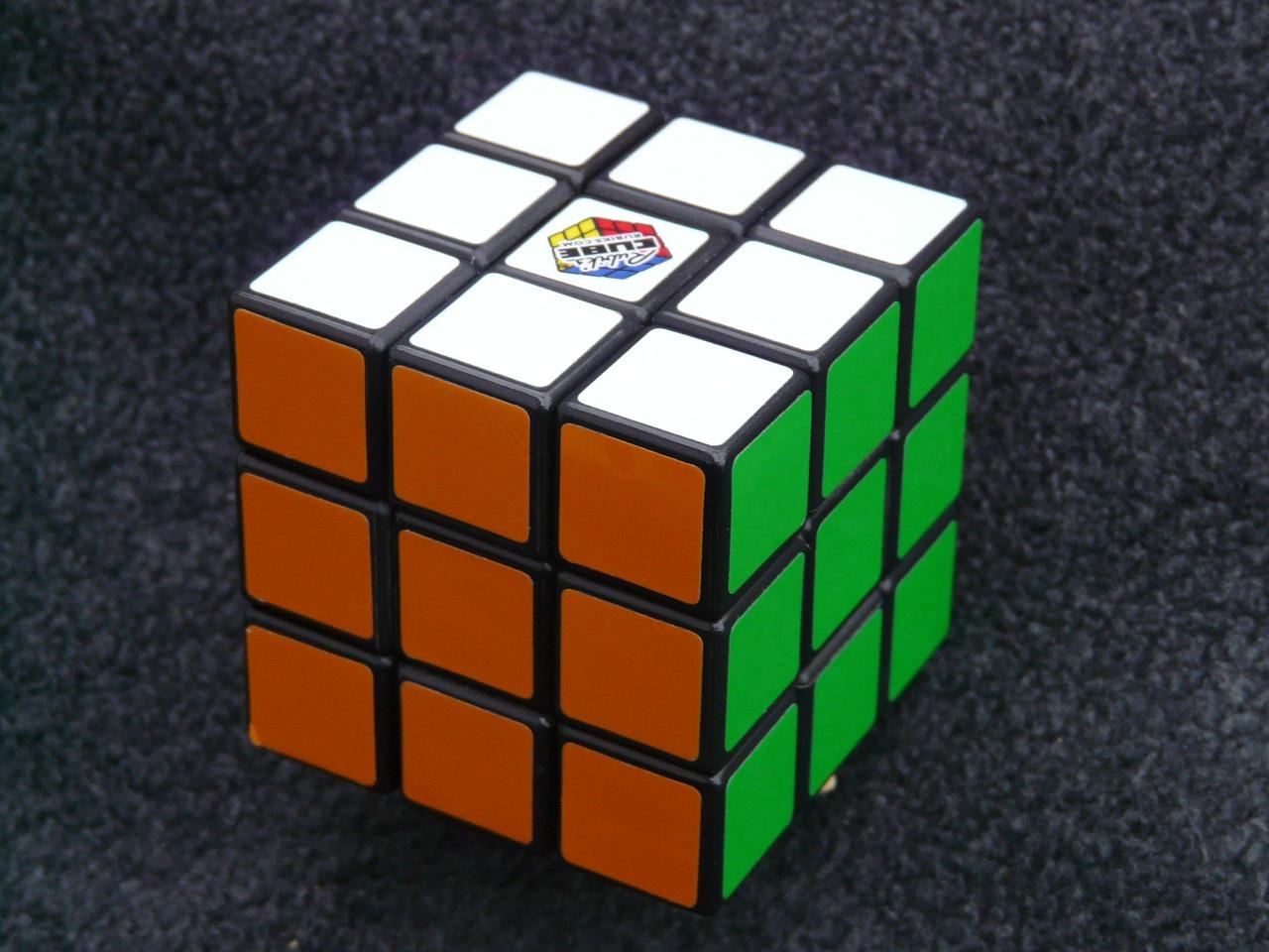 Rubik's kubus kopen
