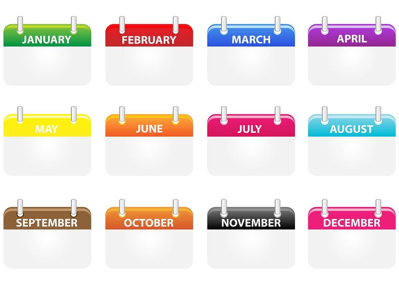 Kalender voor kinderen kopen