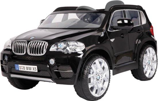 BMW X5 Zwart Met Afstandsbediening