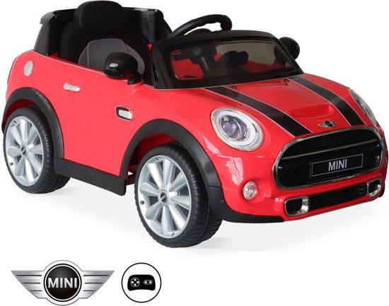 Mini Cooper rood