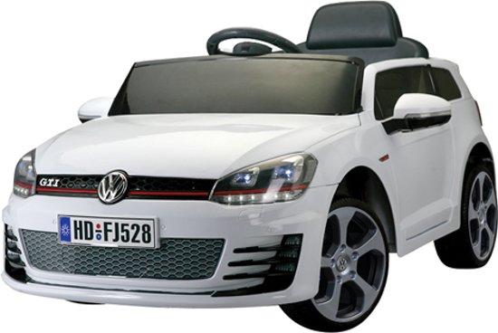 Volkswagen Golf GTI elektrische kinderauto