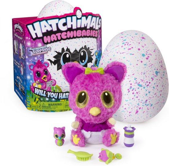 hatchimals kopen Cheetree review