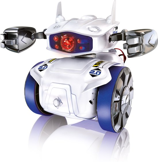 Clementoni Cyber Robot - Speelgoedrobot
