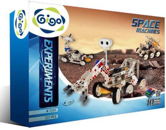 Gigo 7335R Speelgoed robot met afstandsbediening