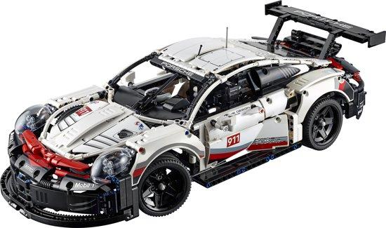 LEGO Technic Porsche 911 RSR Nieuwste speelgoed LEGO