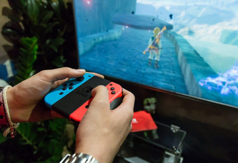 Nintendo Switch games voor kinderen