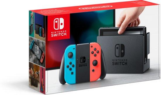 Nintendo Switch games voor kinderen console