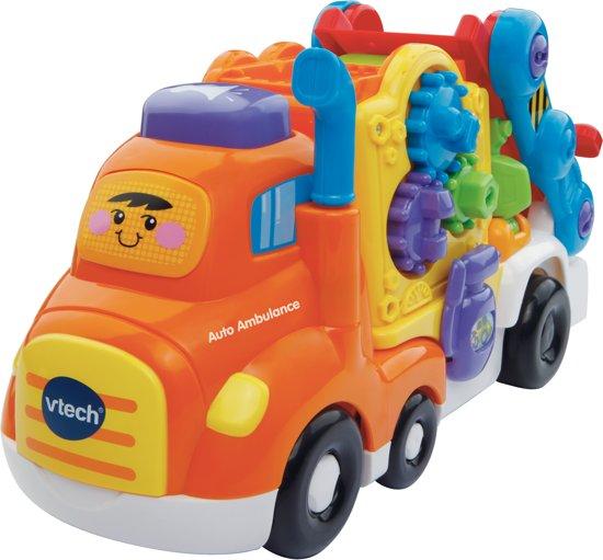 VTech Toet Toet aanbieding ambulance
