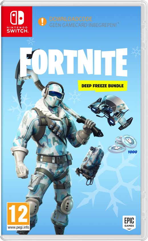 fortnite freeze