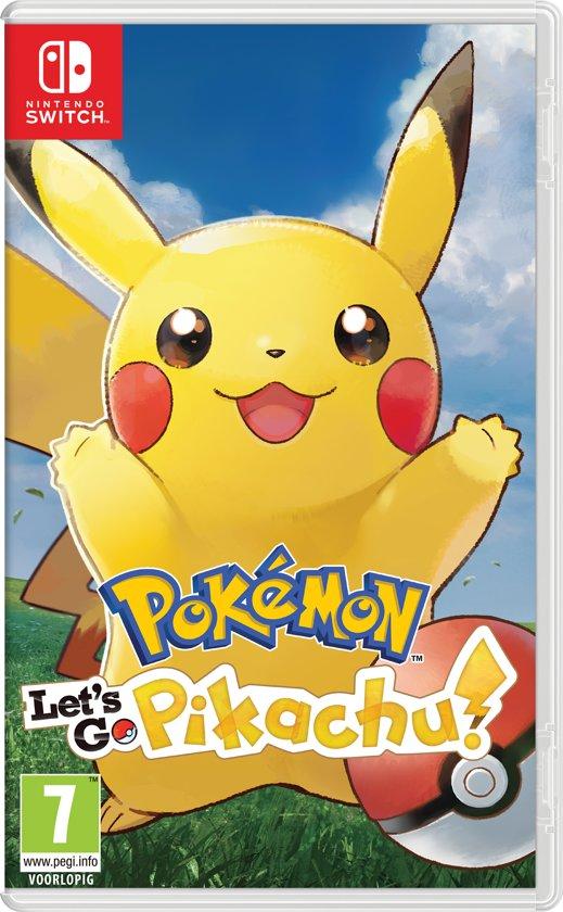 pokemons lets go