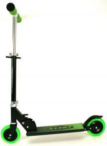 3 Alert Aluminium Scooter Zwart - Step