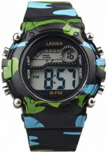 3 Lasika Horloge