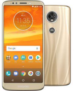 4 Motorola Moto E5