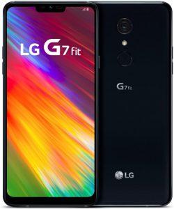 5 LG G7 Fit