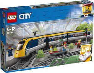 1 LEGO City Passagierstrein