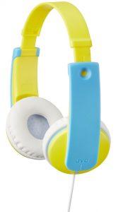 JVC HA-KD7YE - On-ear kids koptelefoon