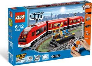 8 LEGO City Passagierstrein - 7938