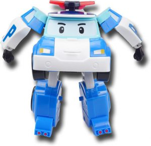 Robocar Poli Transforming kind