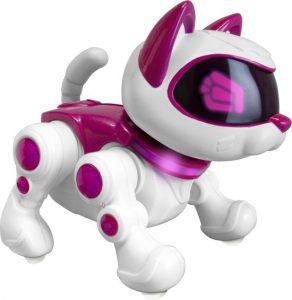 Teksta Robot Kitty 360 graden