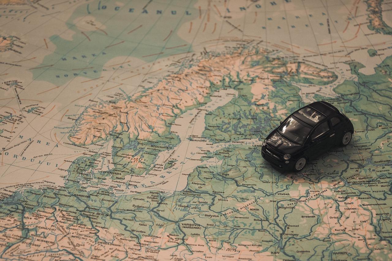 afstand bestuurbare auto kopen