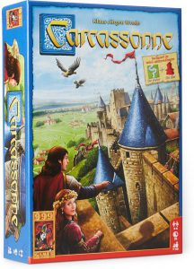 Carcassonne beste bordspellen