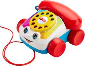 Fisher-Price trektouw telefoon