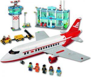LEGO CITY VLIEGTUIG