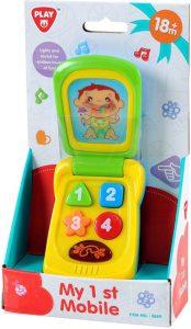 Playgo mijn eerste telefoon