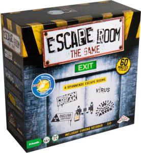 escape room beste bordspellen