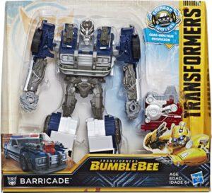 Transformers speelgoed politiewagen