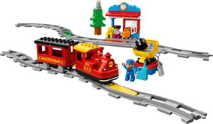 Lego Duplo trein stoom
