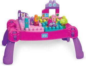 Mega Bloks speeltafel