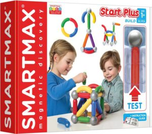 SmartMax Magnetische Staven Start Try Me+ Constructie speelgoed