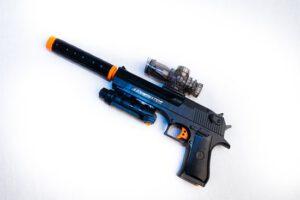 Waterballetjes pistool