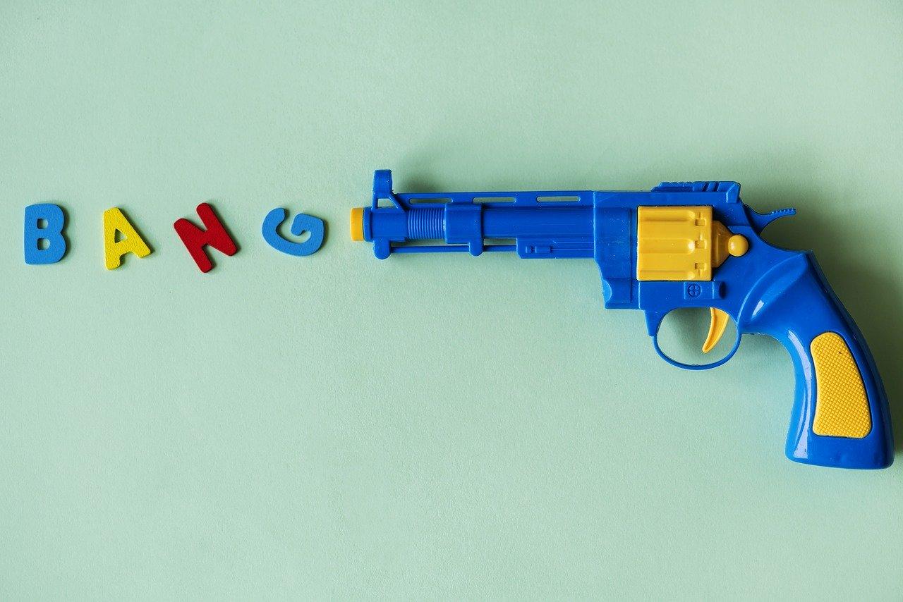 speelgoedpistool kopen